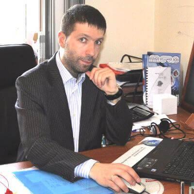 Геннадий Симкин – Испанское Бюро