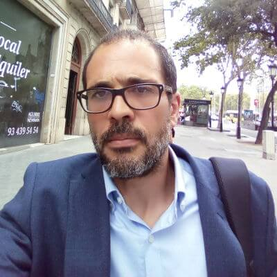 Адвокат в Испании — Oriol Celestino Martínez