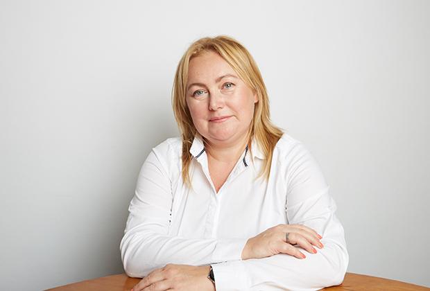 Екатерина Цаллагова, адвокат и основатель Испанского Бюро