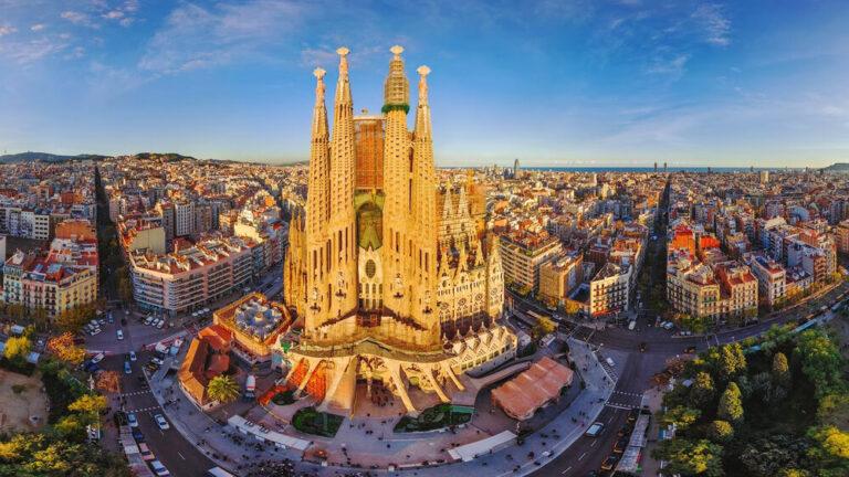 Переезд в Барселону